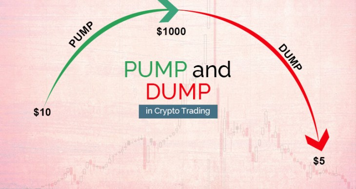 Crypto pump and dump groups reddit
