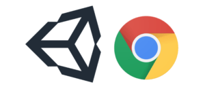 Unity and Chrome VR software