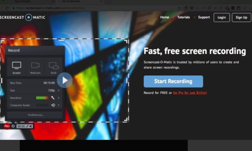 The Best Screen Recorder Software – PC, Windows, Mac & Linux