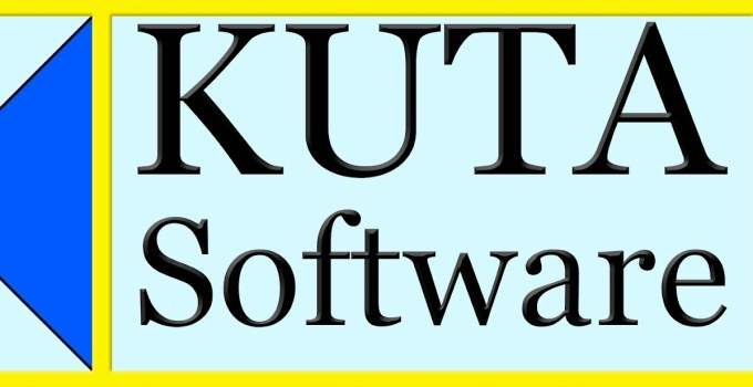 kuta software review features pros and cons