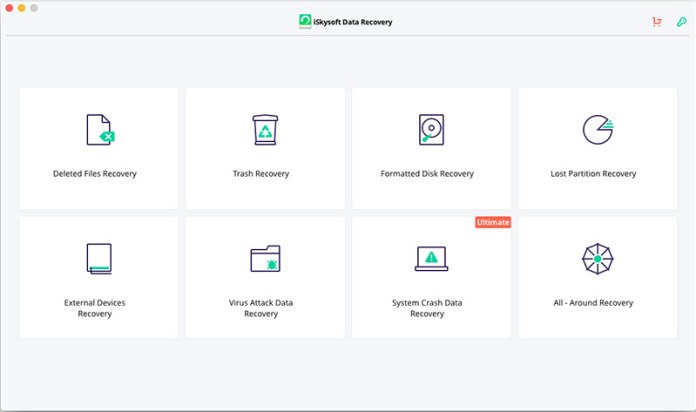 iSkysoft Data Recovery 4.2.0.2 For Mac Crack