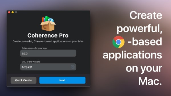 Coherence Pro 2.0.1 Mac Full