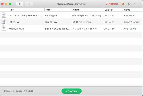 Macsome iTunes Converter 2.4.8 Mac Key