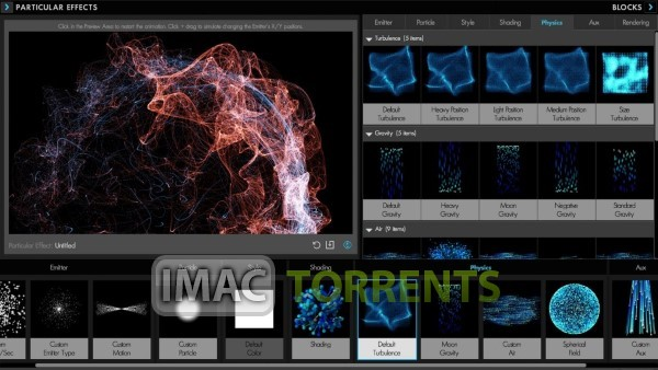 Red Giant Trapcode Particular 4.1.2 macOS Full