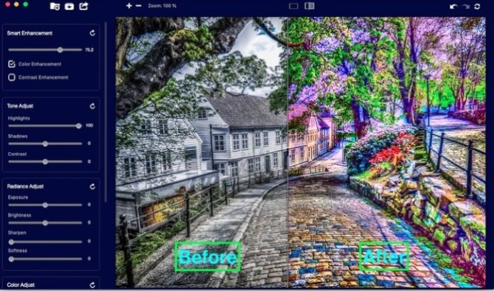 Image Enhance Pro 4.0 For macOS