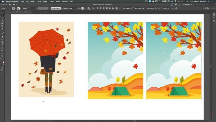 Adobe Illustrator 2021 v25.0 Mac Torrent