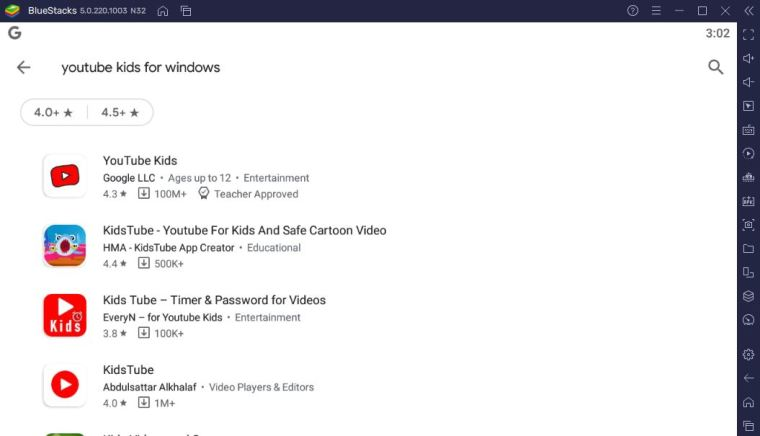 Download YouTube Kids For Windows