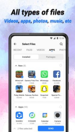 Download SHAREit Lite For PC