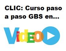 Curso GBS en video