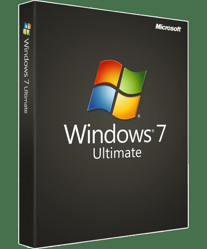 Resultado de imagen para windows 7 ultimate