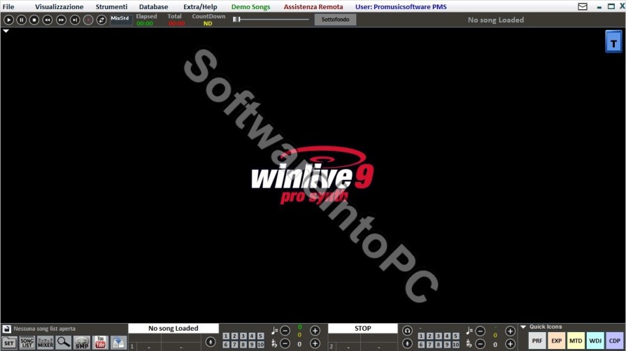 WinLive Pro Synth 9.0 Free Download