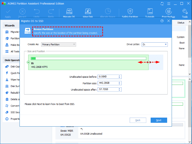 AOMEI Partition Assistant 9.1 With Crack