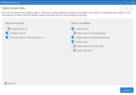 O&O Browser Privacy Crack 16.1.62
