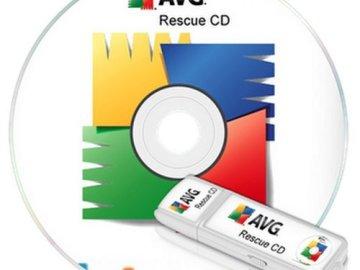AVG Rescue USB