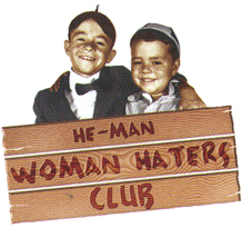 Little Rascals - He-Man Woman Haters Club
