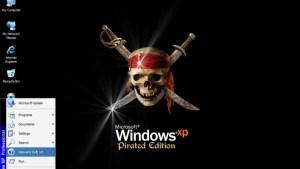 Windows XP Black Edition