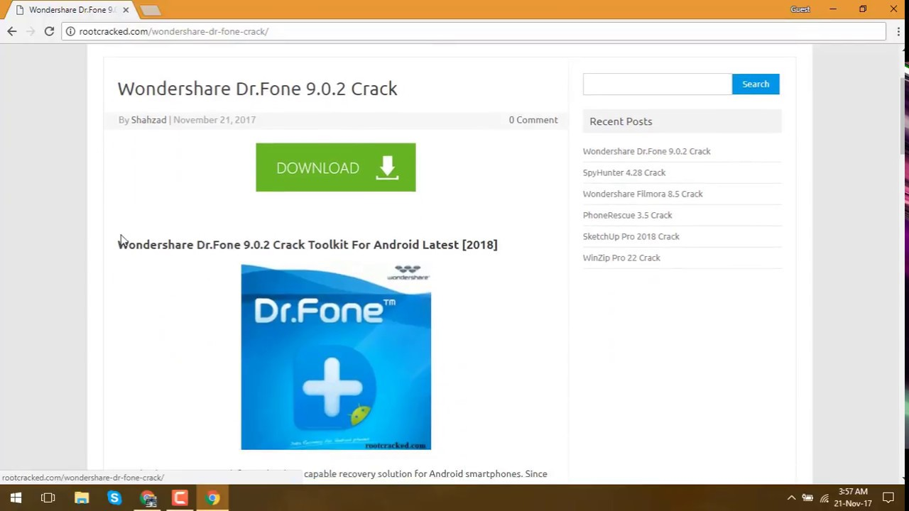 wondershare dr fone android cracked