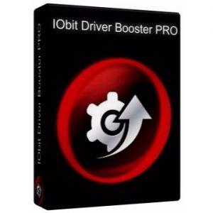 IObit Driver Booster Pro 6.4.0 Crack