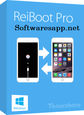 Tenorshare ReiBoot Pro 7.5.8 Crack With Registration Code [2020]
