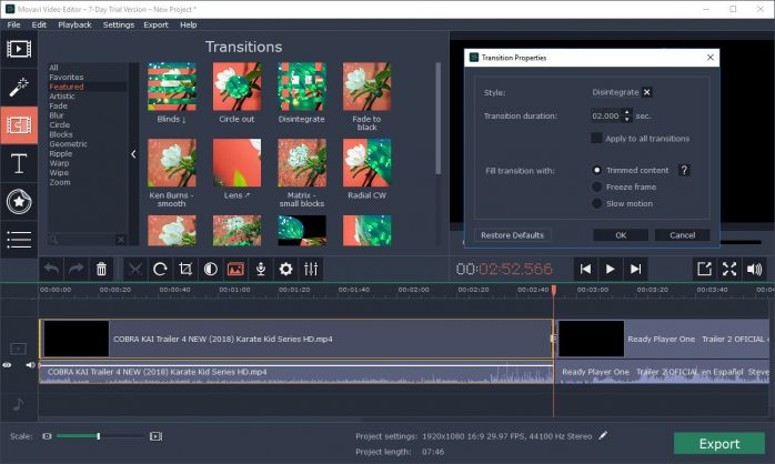 Movavi Video Editor 20.2.0 Crack Plus License Key Torrent 2020