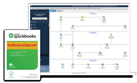 Quickbooks Pro 2021 Crack + Keygen (Torrent) Free Download