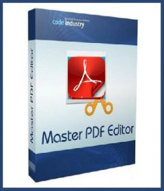 Master PDF Editor 5.7.20 Crack + Registration Code Free Download