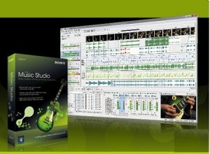 Sony ACID Music Studio (free version) download for PC
