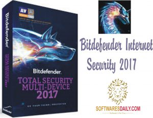 Bitdefender Internet Security 2017 License Key Crack Free Download