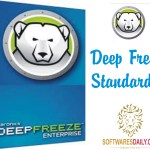 Deep Freeze Standard 8.31 License Key Crack Full Free Download