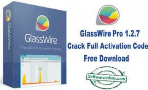 GlassWire Pro 1.2.7 Crack Full Activation Code Free Download