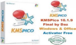 KMSPico 10.2.1 Final by Daz Windows & Office Activator Free