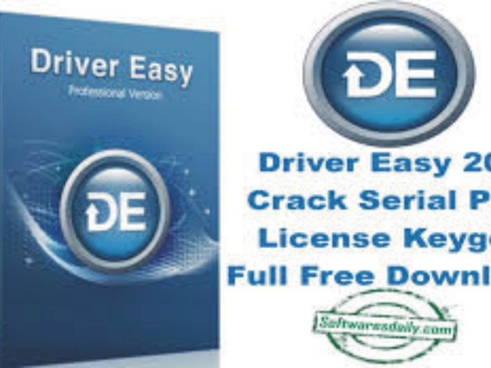 Driver Easy 2017 Crack Serial Plus License Keygen Full Free Download