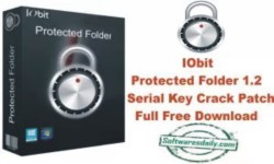 IObit Protected Folder 4.3.0.50 Serial Key Crack Patch Full Free Download