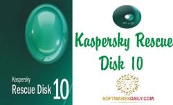 Kaspersky Rescue Disk 2019.10.27 Crack Serial Key Full Download