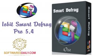 IObit Smart Defrag Pro 5.4 Crack Serial Key Free Download