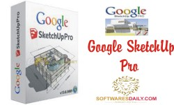 Google SketchUp Pro 2017 Crack Full Serial Number Free