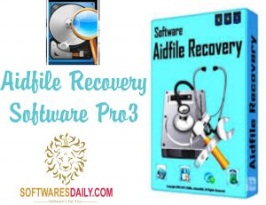 Aidfile Recovery Software Pro 3.6.7 Crack Full Serial key Free