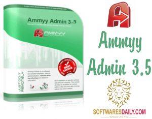 Ammyy Admin 3.5 Crack Serial Keygen Full Free Download