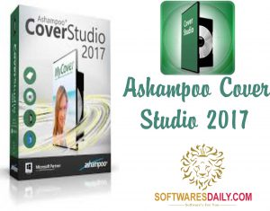 Ashampoo Cover Studio 2017 Crack Plus Serial Key Full