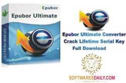 Epubor Ultimate Converter Crack Lifetime Serial Key Full Download