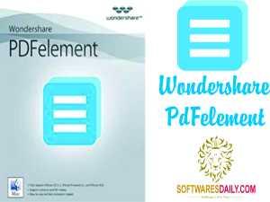 Wondershare PDFelement Pro 6.1 Serial Key & Patch Download