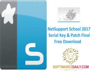 NetSupport School 2017 Serial Key & Patch Final Free Download