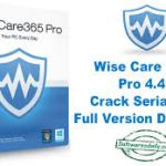 Wise Care 365 Pro 4.41 Crack Serial Key Full Version Download