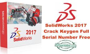 SolidWorks 2017 Crack Keygen Full Serial Number Free