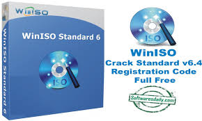 WinISO Crack Standard v6.4 Registration Code Full Free