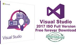 Visual Studio ISO 2017 Full Free Download