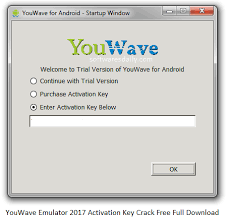 YouWave Emulator 2017 Activation Key Crack Free Full Download