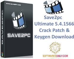 save2pc Ultimate 5.4.1566 Crack Patch & Keygen Download