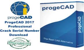 ProgeCAD 2017 Professional Crack Serial Number Download
