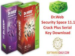 Dr.Web Security Space 12.0.1 Build 9250 Crack Plus Serial Key Download
